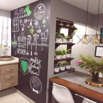 41 Trendy wall murals kitchen house#house