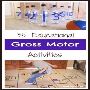 Active Learning Activities for Boys and Girls - No Time For Flash Cards