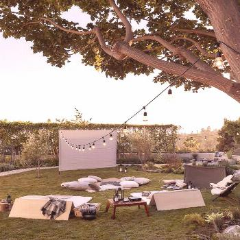 Adorable 60 Inspiring Outdoor Summer Party Decorations Ideas /...
