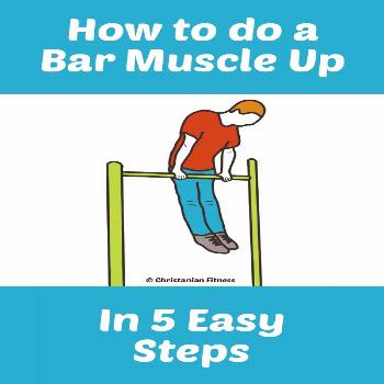 How to do a Bar Muscle Up in 5 Easy Steps How to do a Bar Muscle Up in 5 Easy Steps - Here is a tut