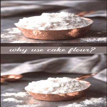If you've ever wondered about baking with cake flour, all the answers are here!  What it is, when t
