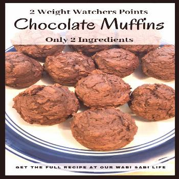 Looking for a healthier chocolate muffin recipe? I have the best tasting chocolate pumpkin recipe.