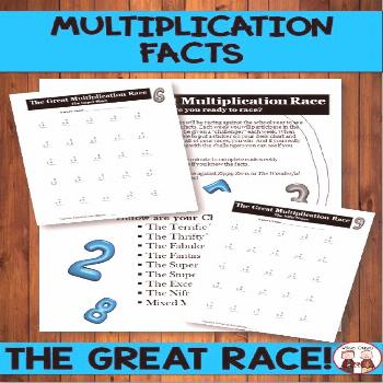 Multiplication Facts Practice Engage your upper elementary (3rd grade, 4th grade, 5th grade) studen