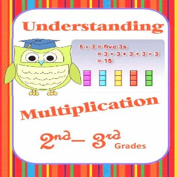 NEW DOWNLOAD: Understanding Multiplication (2nd-3rd grades) 62 pages Download Cl...,  NEW DOWNLOAD: