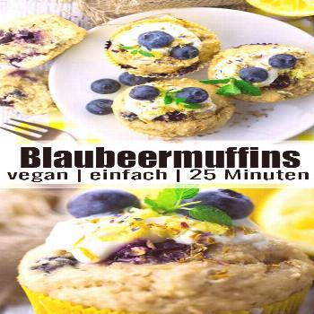 Recipes Snacks Muffins Do you fancy delicious vegan baking recipes? How about vegan blueberry muffi