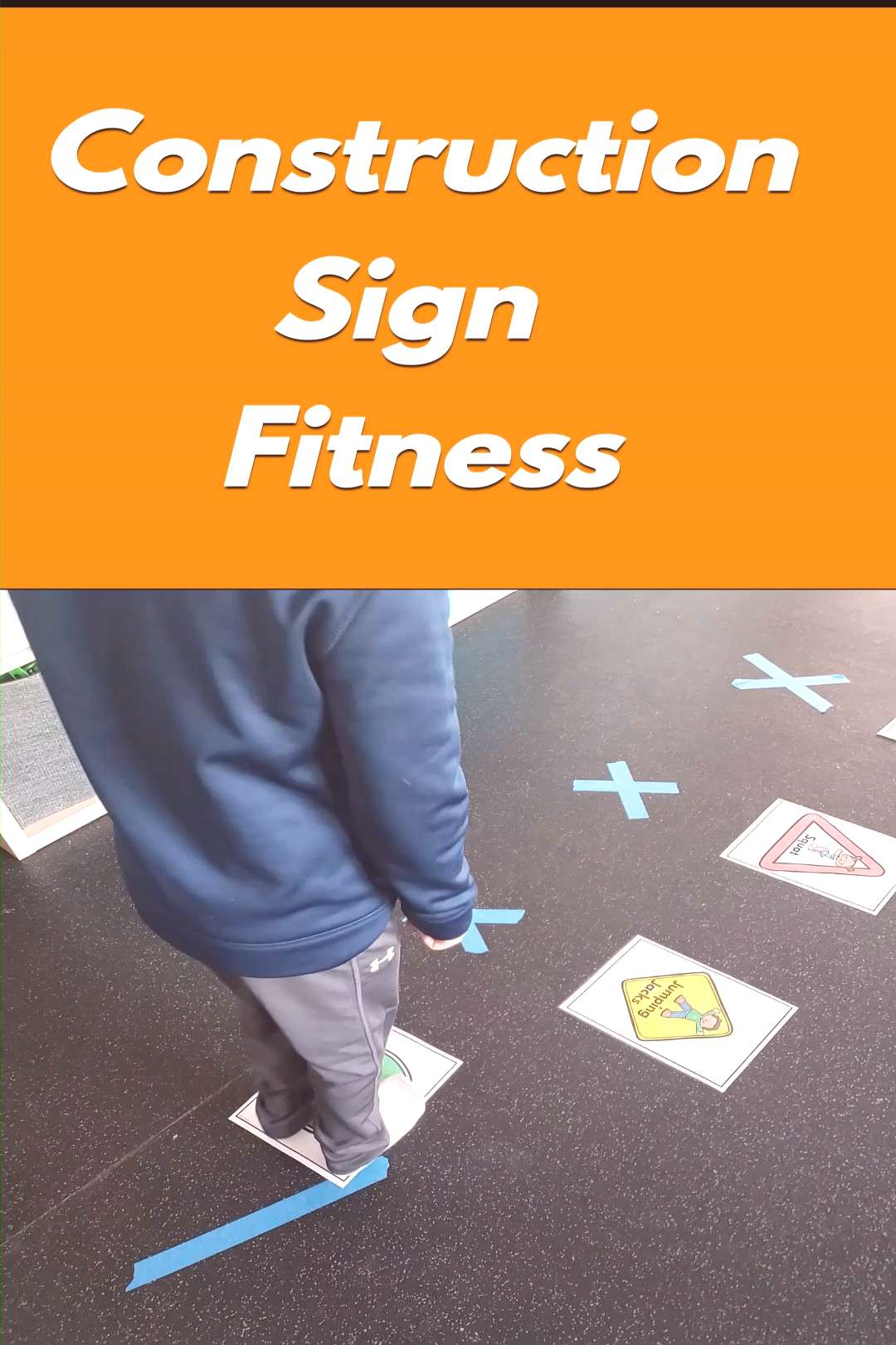 Construction Theme Fitness If you are looking for a fun way to add movement to your construction th